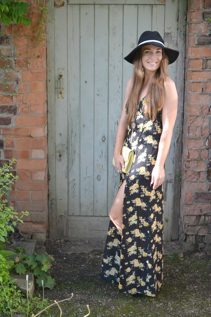 FOREVER 21 MAXI DRESS 2