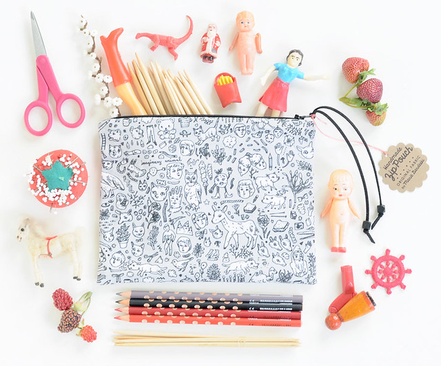 doodletown pouch