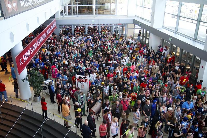 Denver Comic Con 2014 - 07