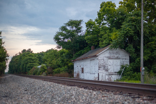 railroad station rural train canon 50mm virginia ns country trainstation va norfolksouthern whitepost niftyfifty rurex 5dmarkii