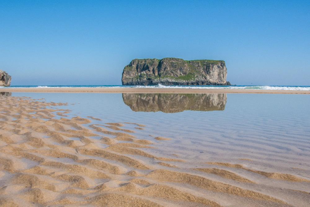 playa llanes