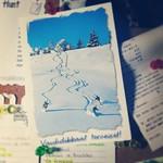 E este da Finlândia. #postcrossing  #101coisas