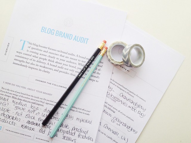 blogcademy home school brand audit