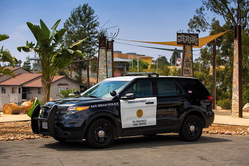 Flickriver photoset 39 san diego police 39 by desertphotoman for California department of motor vehicles san diego ca