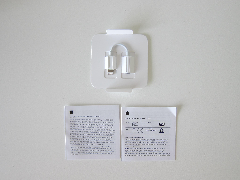Lightning To 3 5mm Male: Apple Lightning To 3.5mm Headphone Jack Adapter « Blog