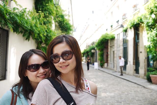 Lisa&米拉