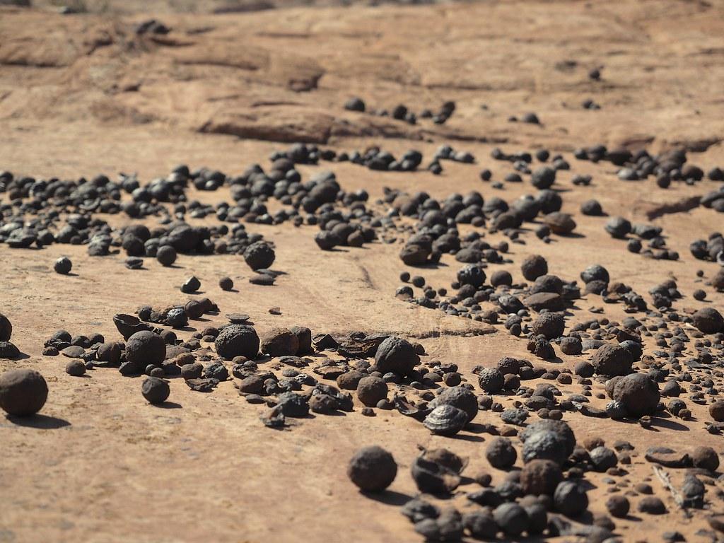 Moqui Marbles Escalante Utah Moqui Marbles Are