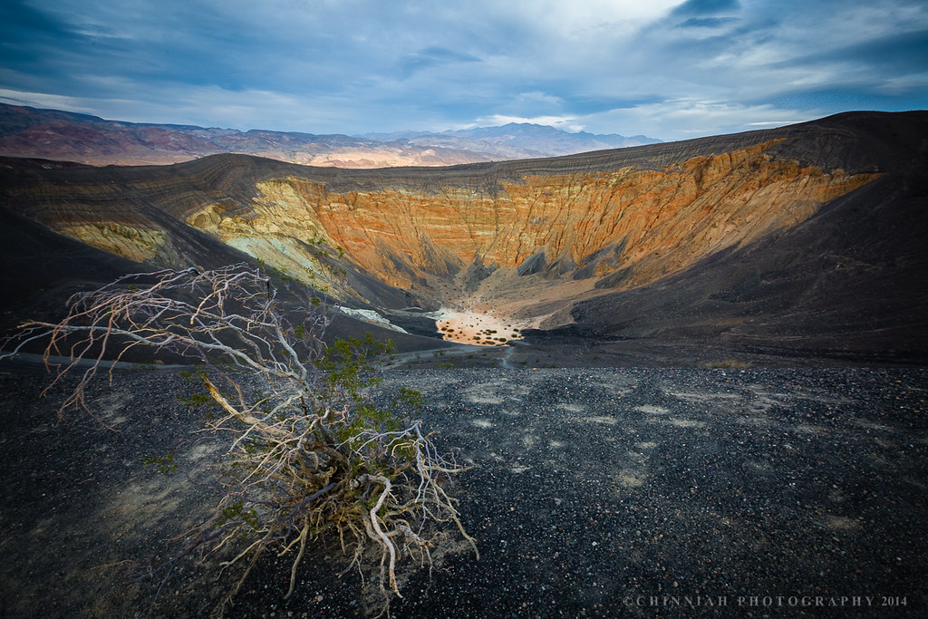Ubehebe Crater, Death Valley Natl Park