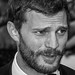 Jamie Dornan at the Tv Baftas 2014