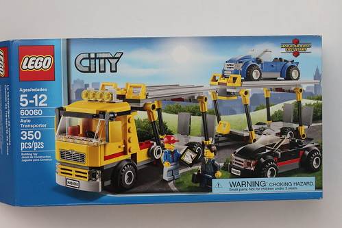 Philly Brick Fest Swag - LEGO City Auto Transporter (60060)