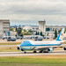 Air Force One taxiing 1
