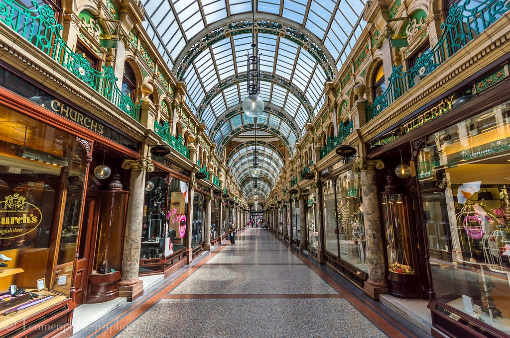 Country Arcade, Leeds