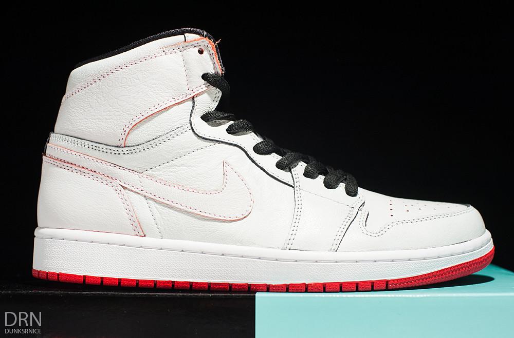 Jordan I x SB White.