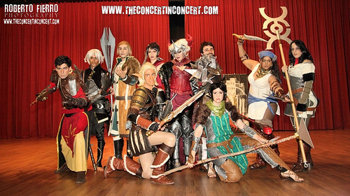 Expomanga 2014 - Concurso de Cosplay