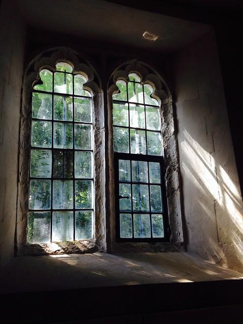 Window St Nicholas' Church Freefolk