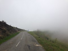 fog, highway, road, haze, morning, rural area, mist, infrastructure,