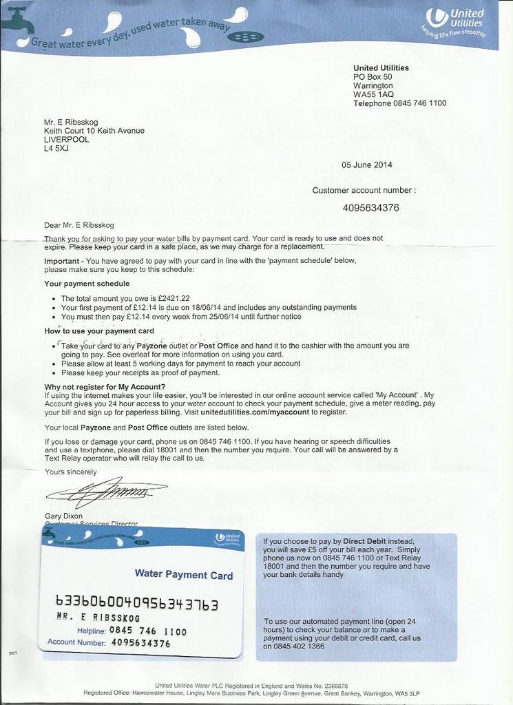 brev united utilities