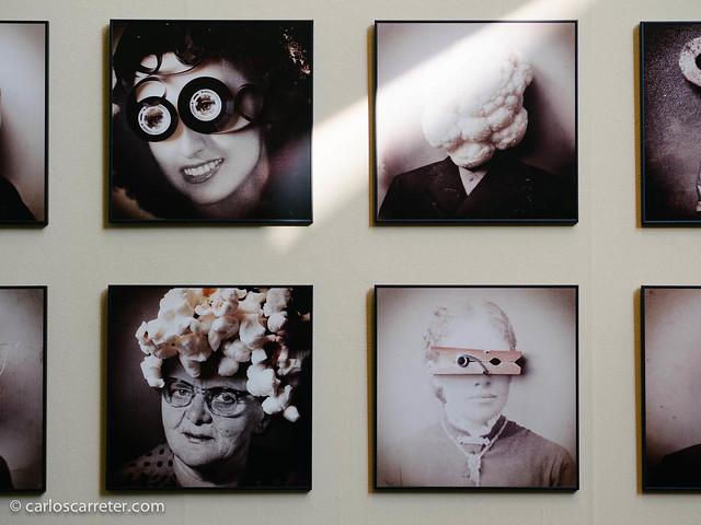 Exposición de Susana Blasco - Antihéroes