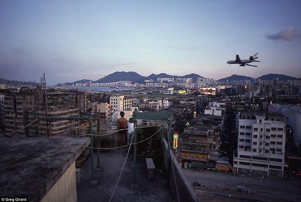 城市文化/消逝的黑暗三不管之城:九龍城寨15