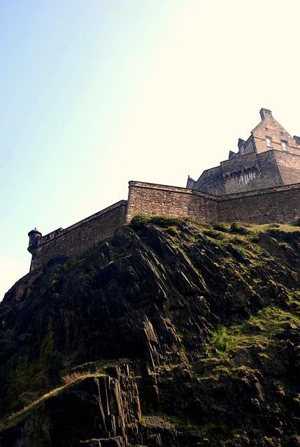 Detail, Edinburgh Castle, Edinburgh, Scotland, 2007