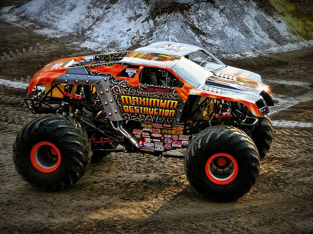 Monster Truck Destruction Tour Laredo Tx