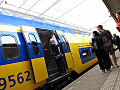 Trainmaster in Roterdam
