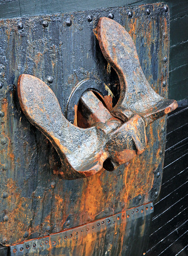 HMS Bounty Anchor by Canon John's 7D (1,000,000+ views, Thanks)