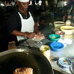 Zanzibar Pizzas at Forodhani Night Market - Stone Town, Zanzibar