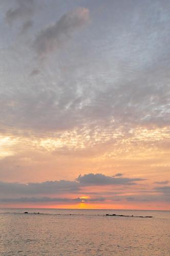 ocean sunset sun beach hotel nikon jamaica montegobay d90 grandpalladium