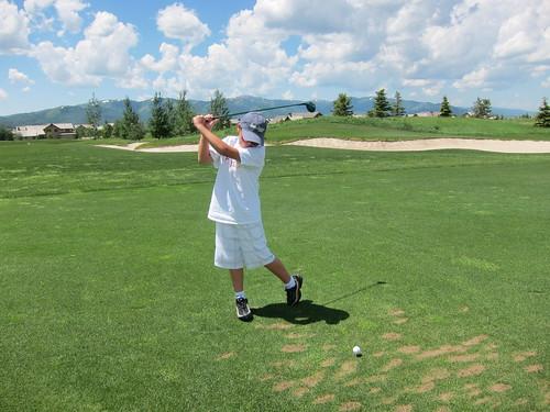Teton Springs, golf, Kenzo IMG_6963