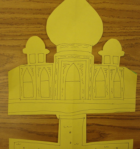 Magnet geography / Taj Mahal project by trudeau