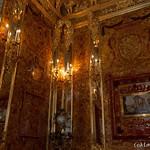 Tsarskoïe Selo - chambre d'ambre