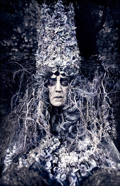 Kirsty Mitchell - Wonderland 'The Fall of King Gammelyn'