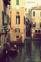 A portrait of Venice