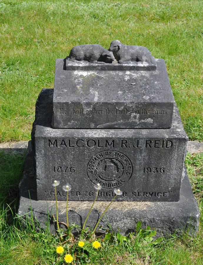 Malcolm R.J. Reid