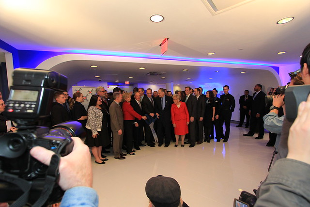 JetBlue LSC Official Ribbon-Cutting Ceremony