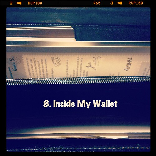 8. No Money #photoadayapril by aecamadi