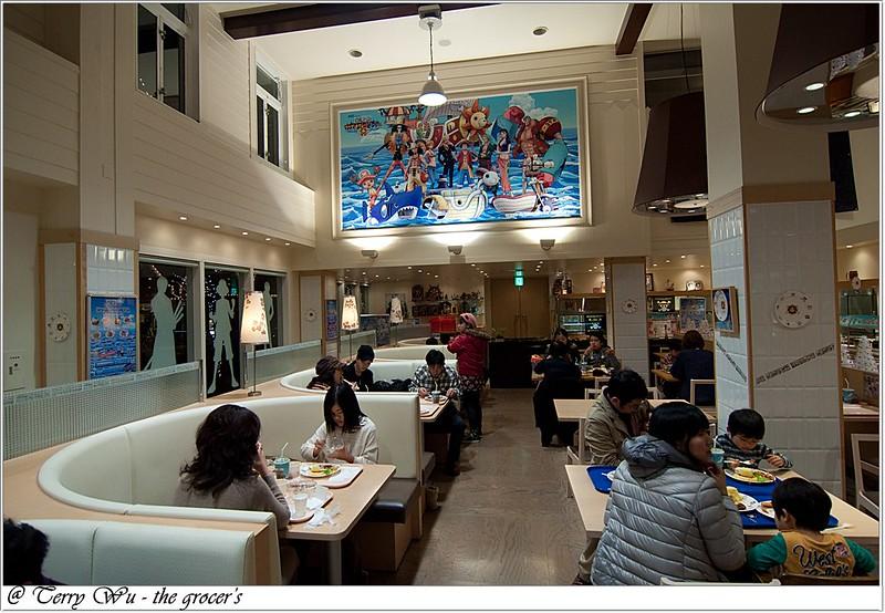 ONE PIECE 餐廳夏波帝屋 シャボンディハウス (13)