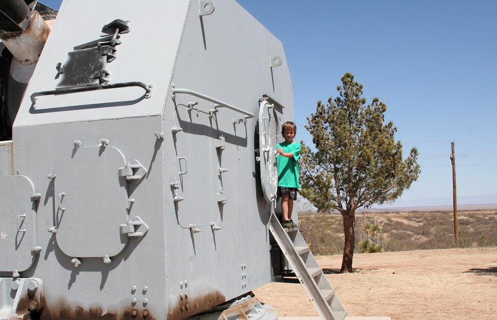 Lincoln, Missile Range