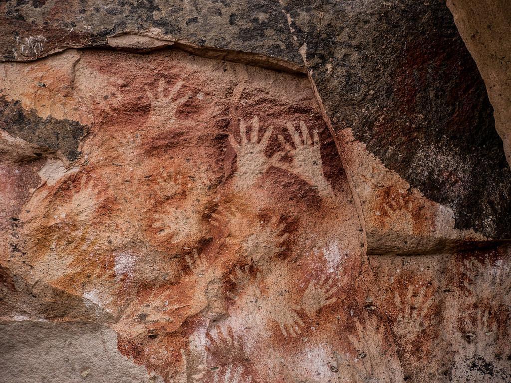 Estancia Cueva de las Manos - Grot van de handen