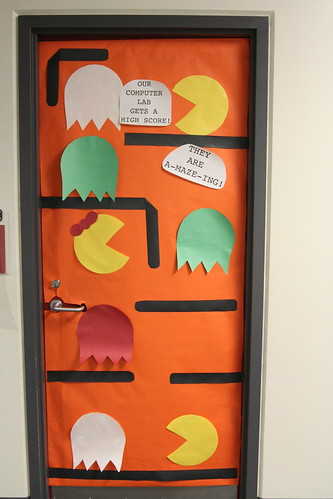 teacher appreciation door