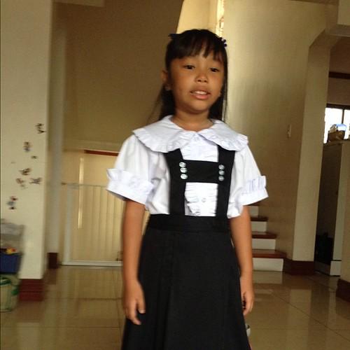 Senti mode: My Gradeschooler