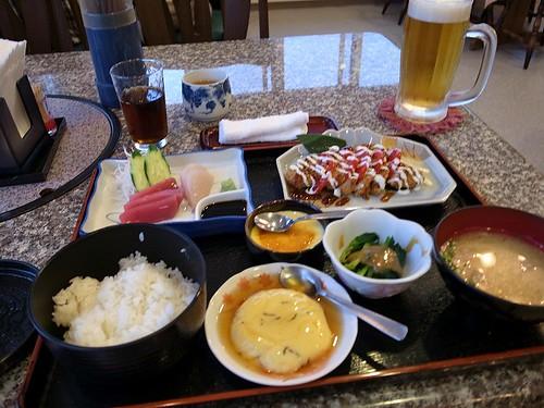 夕食 2012.04.30