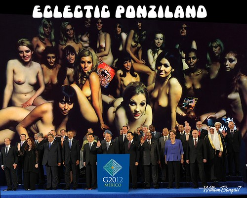 ECLECTIC PONZILAND by Colonel Flick