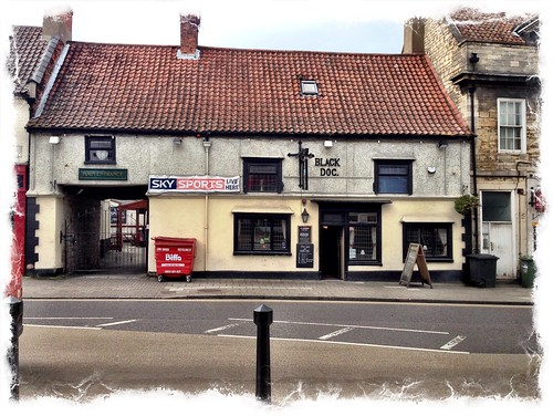 Black Dog Pub, Grantham