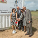 Sod-Turning Ceremony at the site of the construction of The UWI Open Campus Esmond D. Ramesar Centre