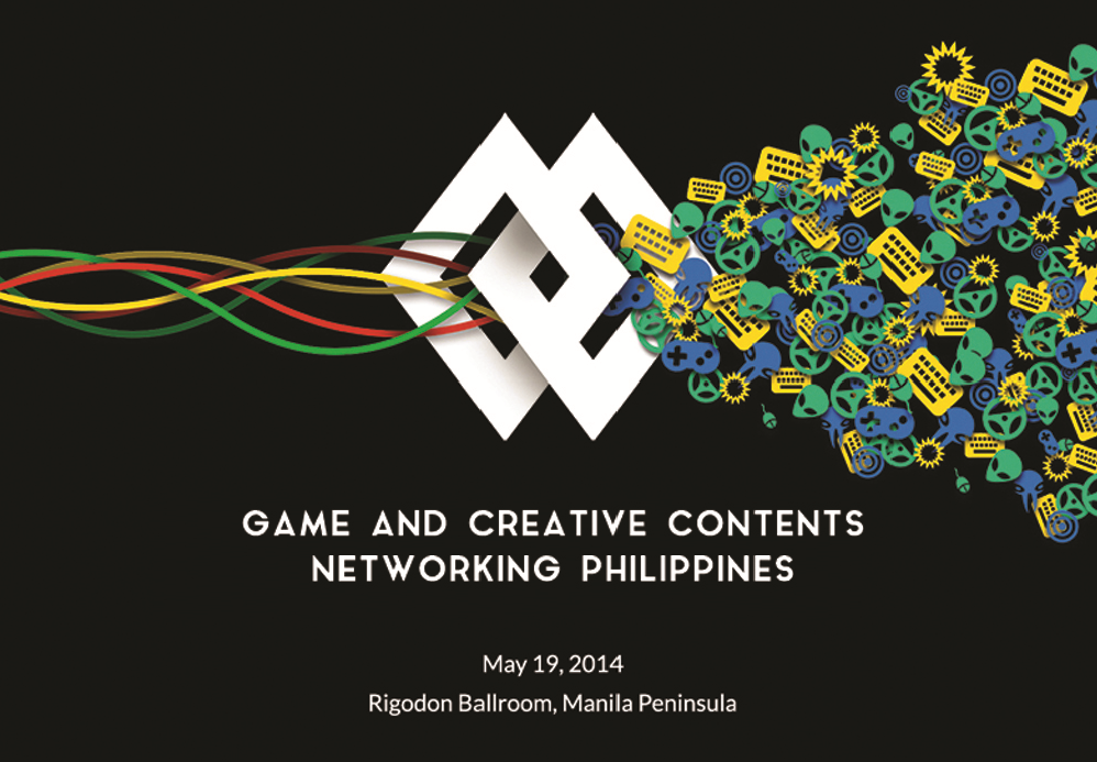 Game and Creative Contents Philippines 2014 Event Report