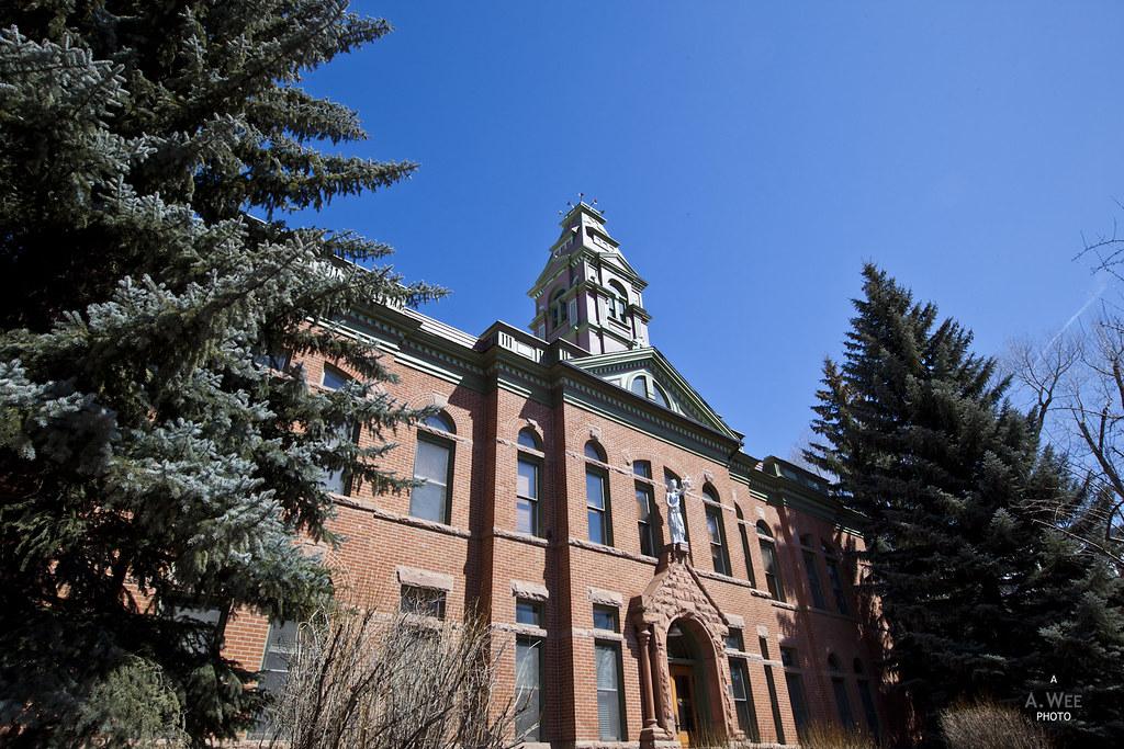 Aspen County Hall