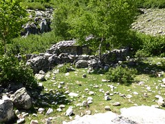 L'habitation principale des bergeries d'Arenucciu