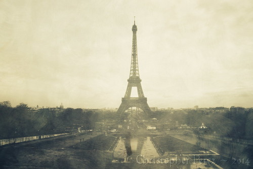 Paris ~ City of Light
